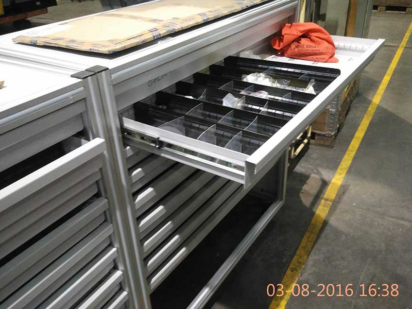 Aluminium Extrusion & Accessories